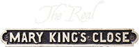 Real Mary King's Close Logo