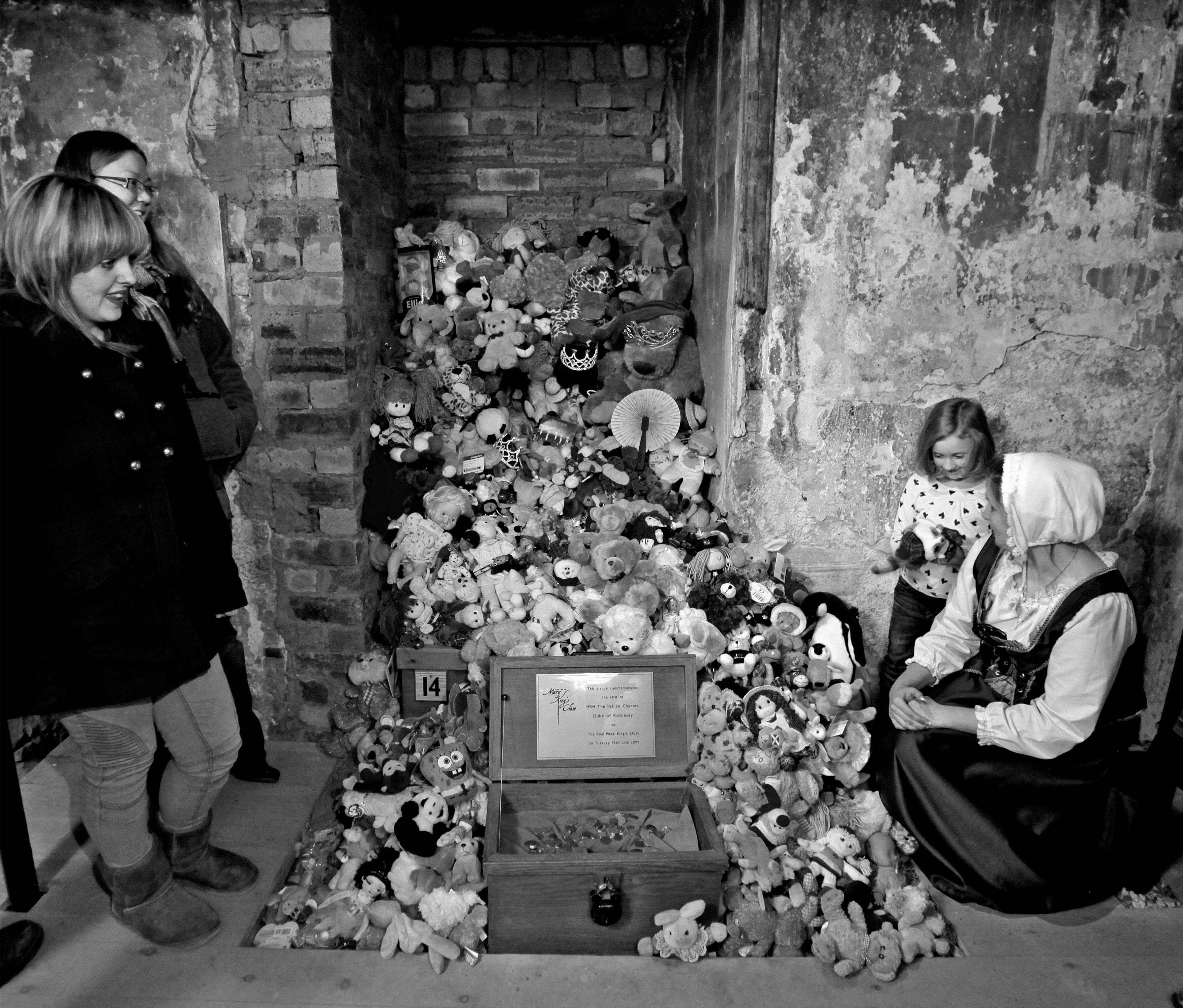 Edinburgh S Hidden History The Story Of Annie S Doll