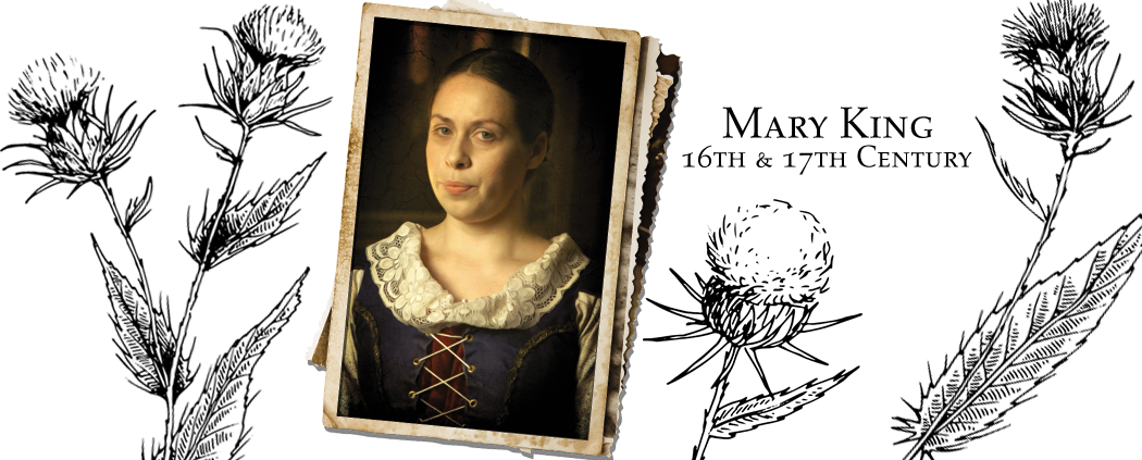 Mary King - Powerful Women from Edinburgh's History