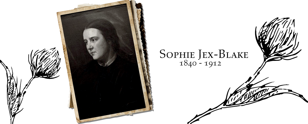 Sophie Jex-Blake - Powerful Women from Edinburgh's History